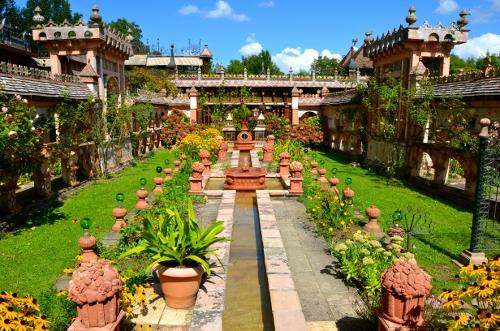 Le grand jardin des Jardins secrets de Vaulx ©Vincent Chamoin