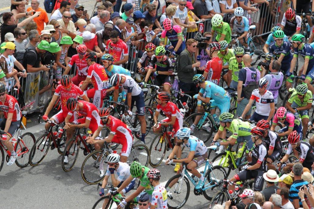 Albertville, ville départ du Tour de France 2018