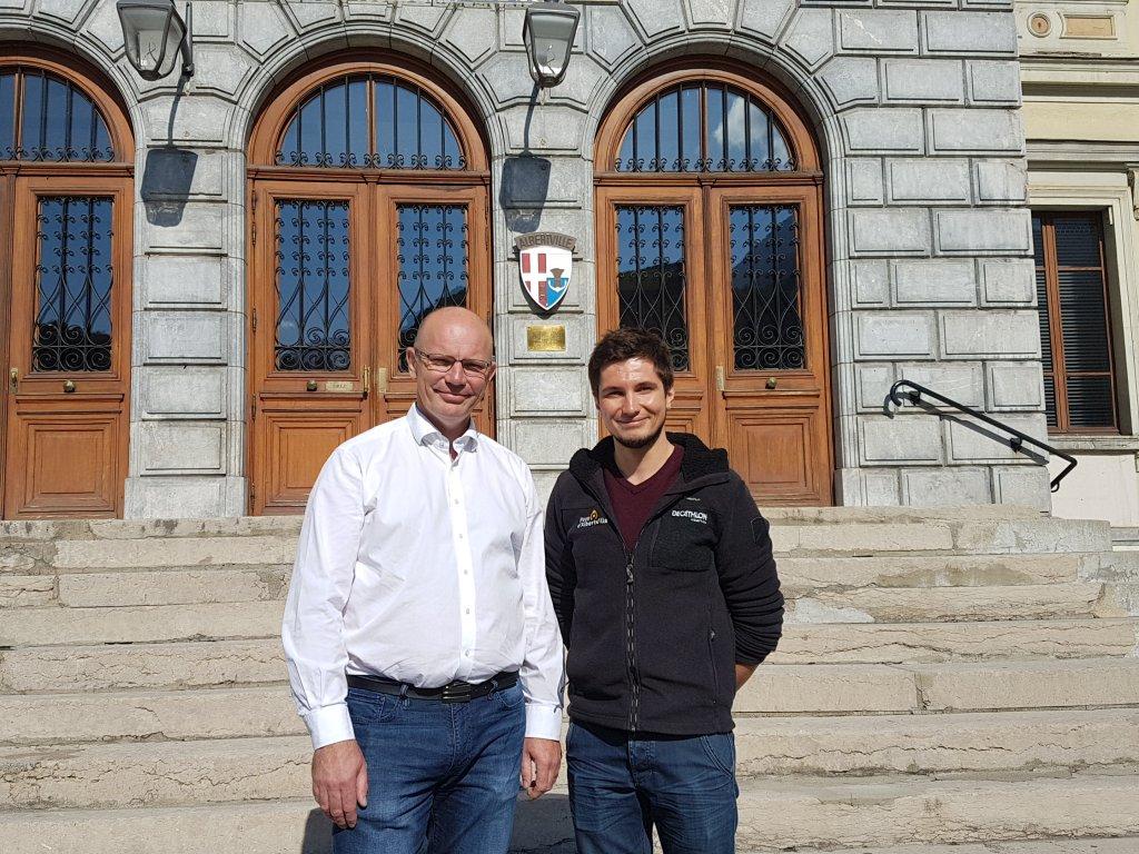 La Maison du Tourisme du Pays d'Albertville veut faire d'Albertville le camp de base des cyclotouristes