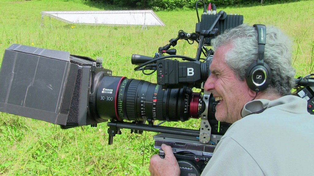 Claude Lelouch a tourné plusieurs films à Praz-sur-Arly