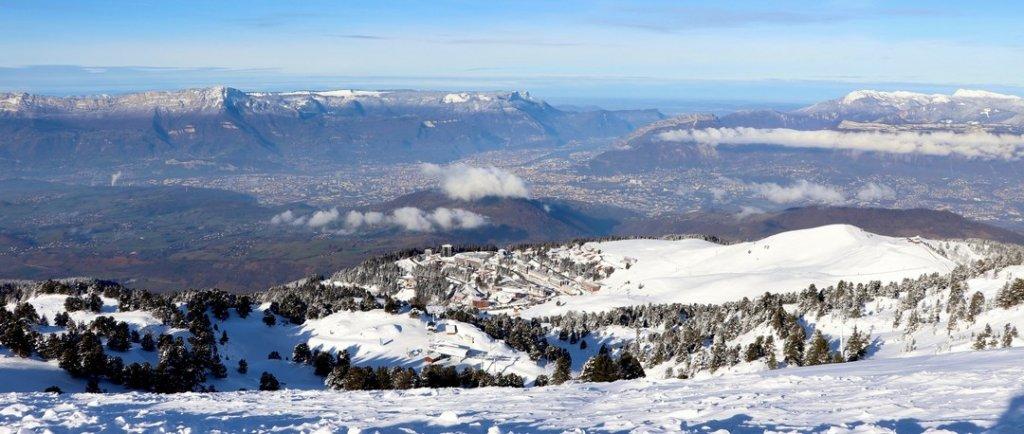 Chamrousse, ski, avant-saison