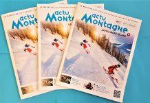 couverture magazine savoie mont blanc fevrier
