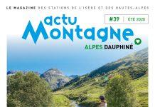 couverture magazine alpes dauphine ete