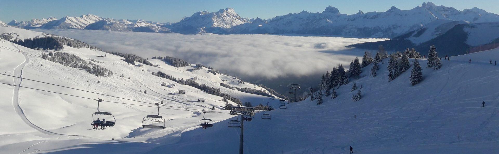 telesiege les portes du soleil suisse