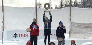 premier podium bob feminin