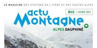 magazine hiver actumontagne alpes dauphiné