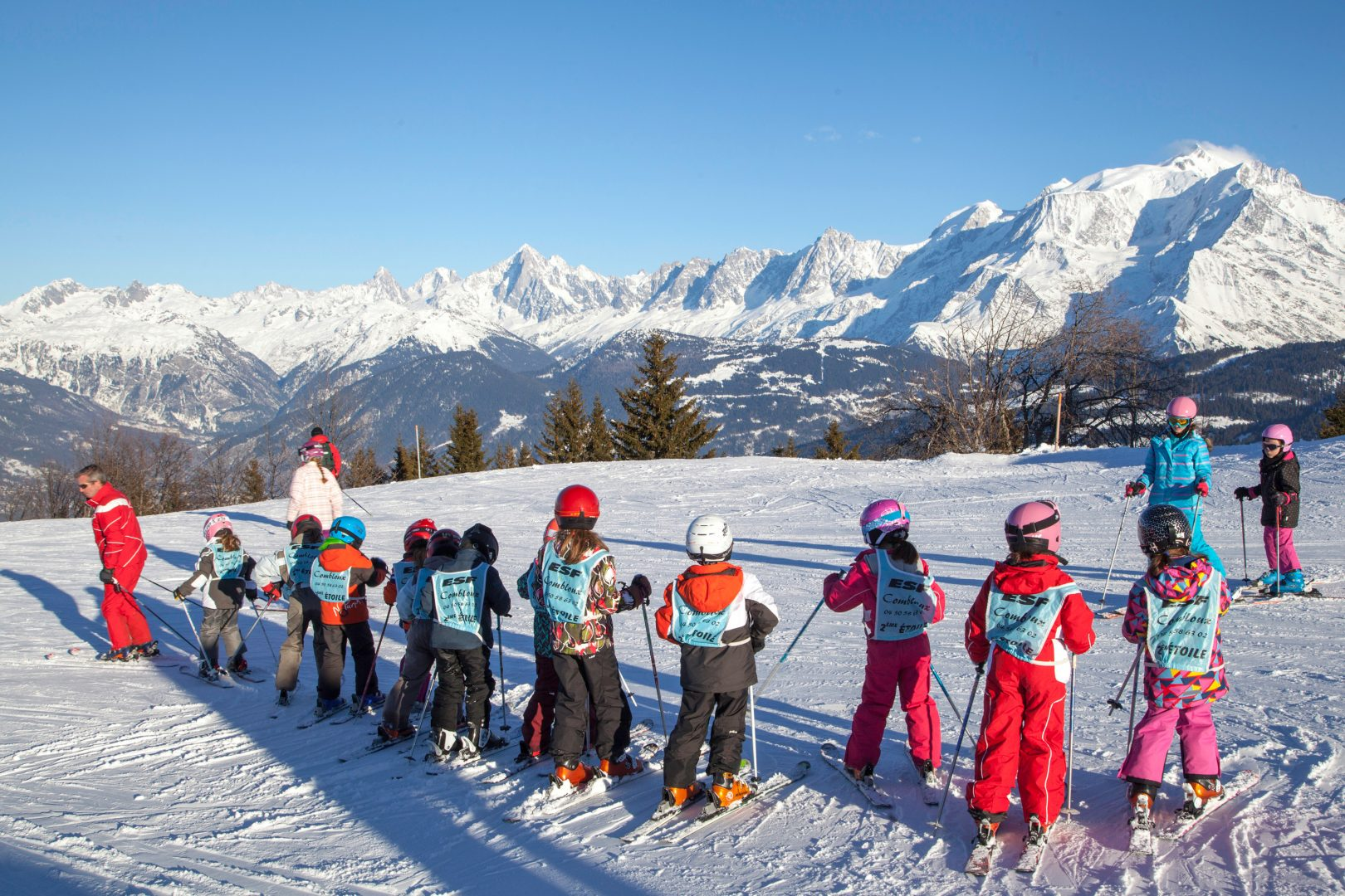 cours collectif megeve