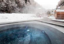 bassin exterieur thermes saint gervais