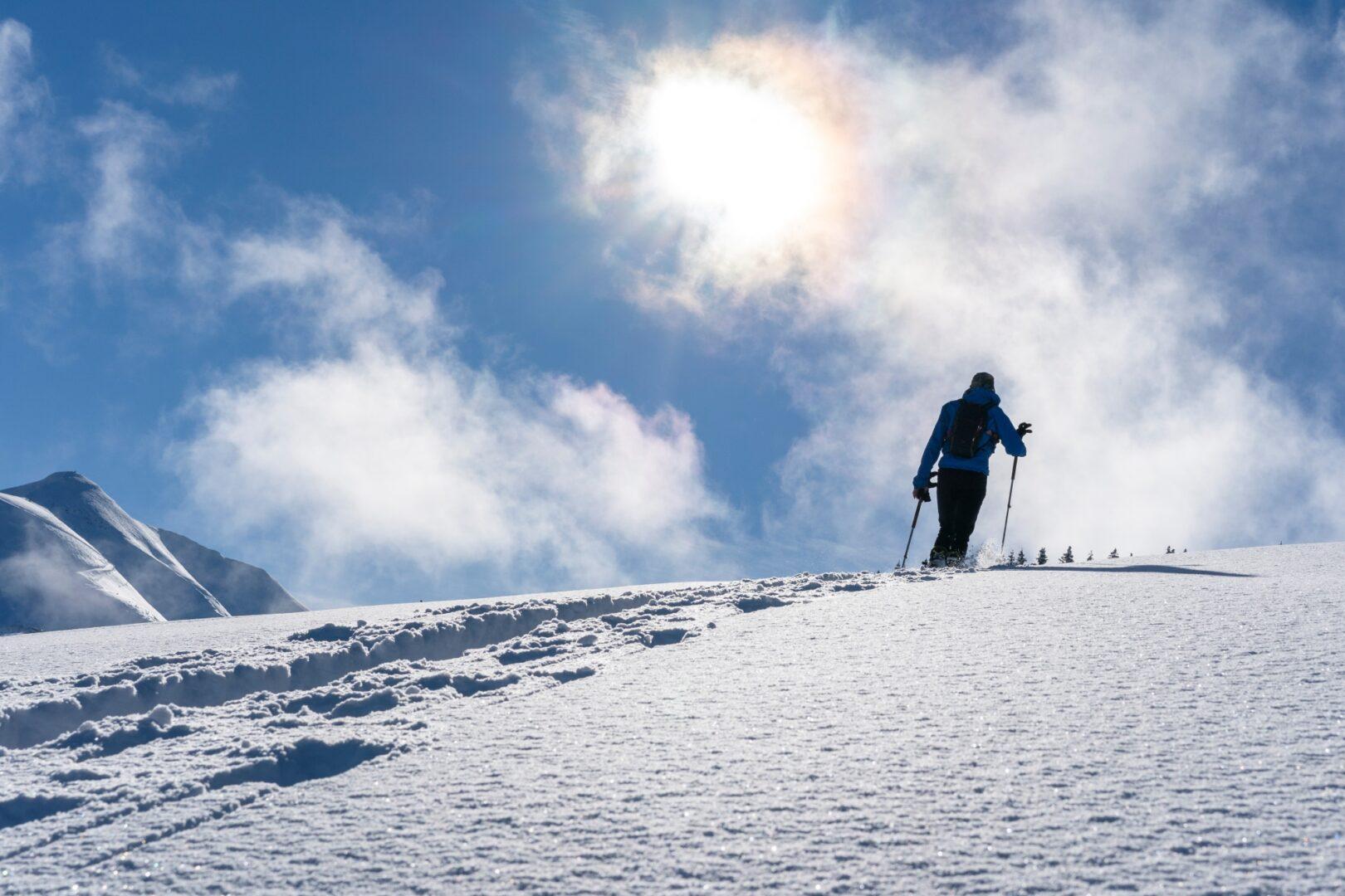 ski de randonnee saint gervais