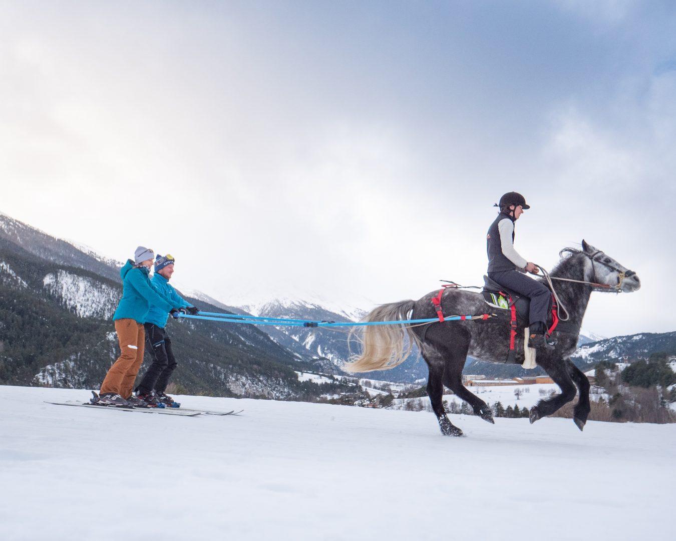 ski joering haute maurienne vanoise