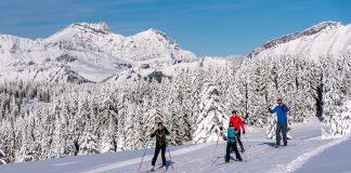 ski de fond savoie mont blanc