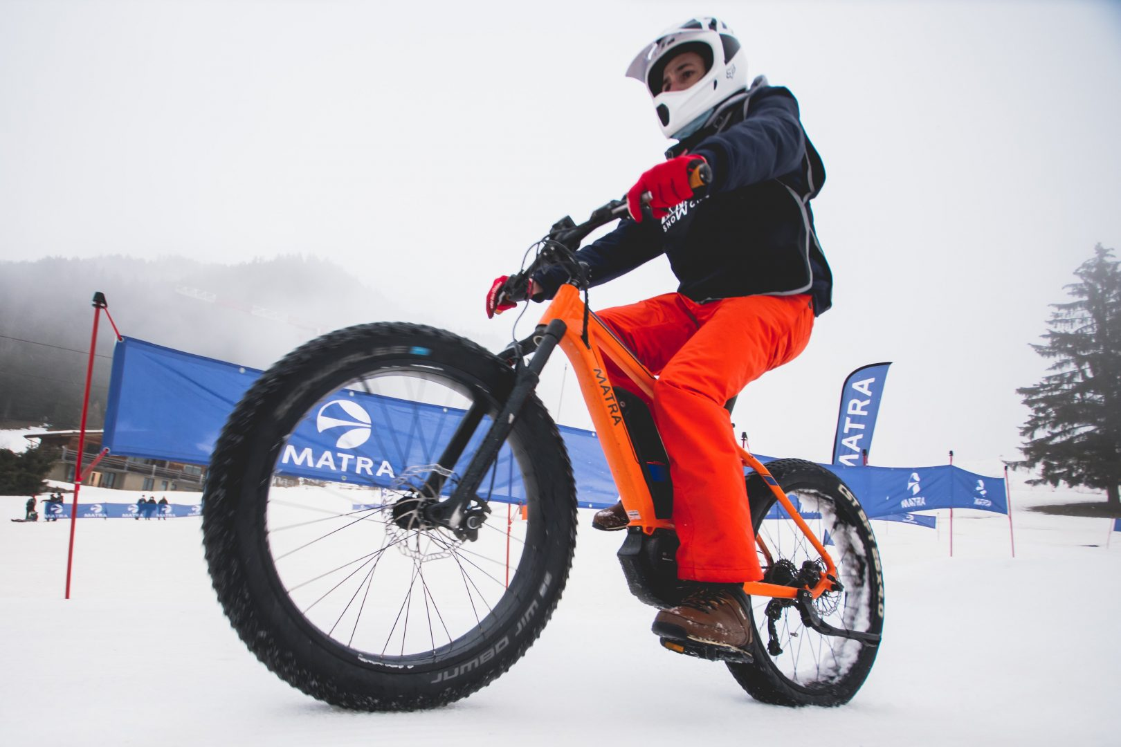 matra snow cross les contamines montjoie
