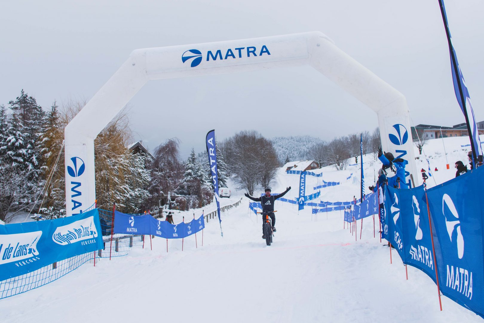 matra snow cross villard de lans
