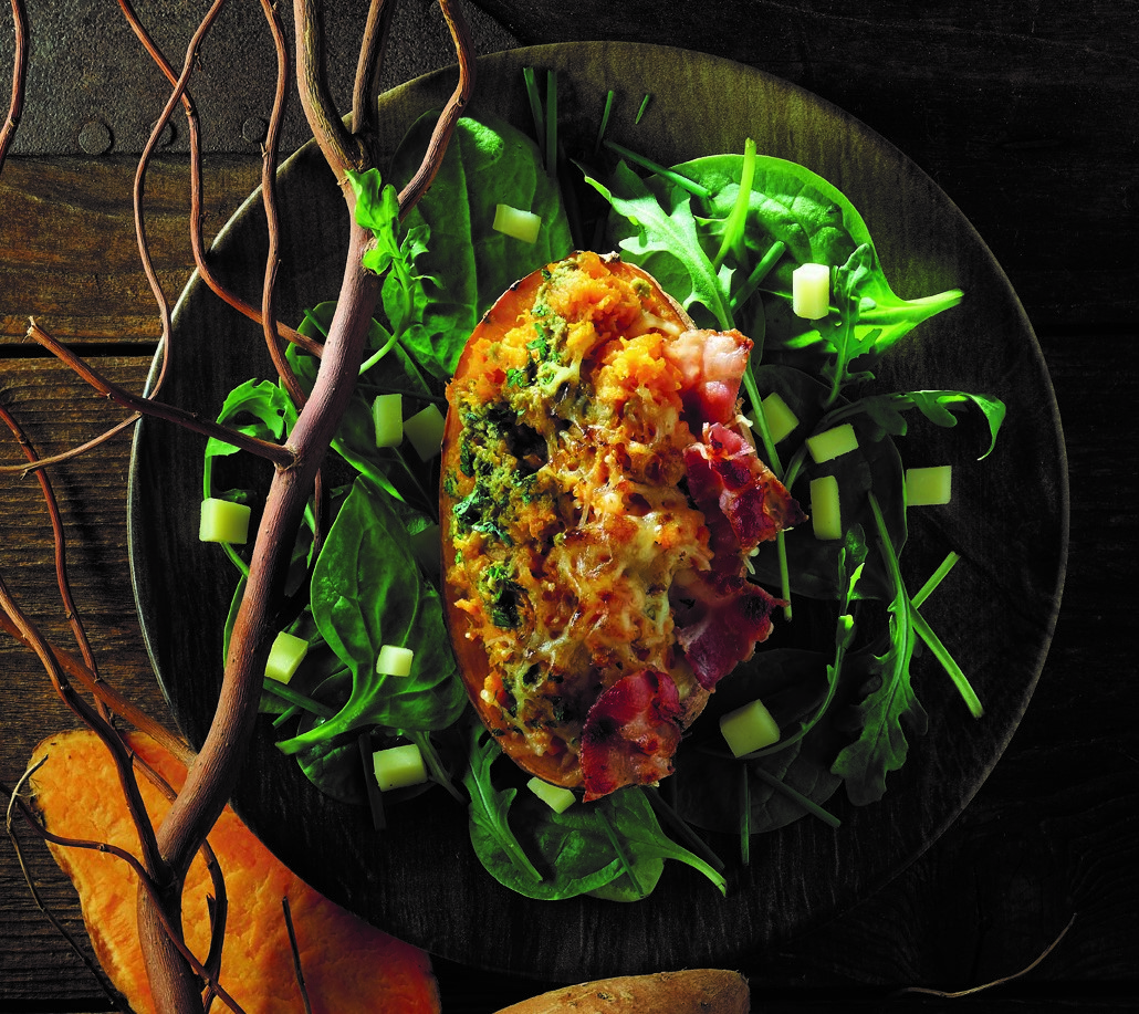 recette patate douce beaufort