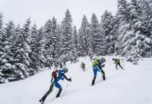 course de ski-alpinisme du Beaufortain