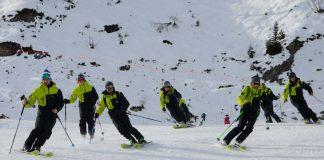 moniteurs ski ecorider chamonix