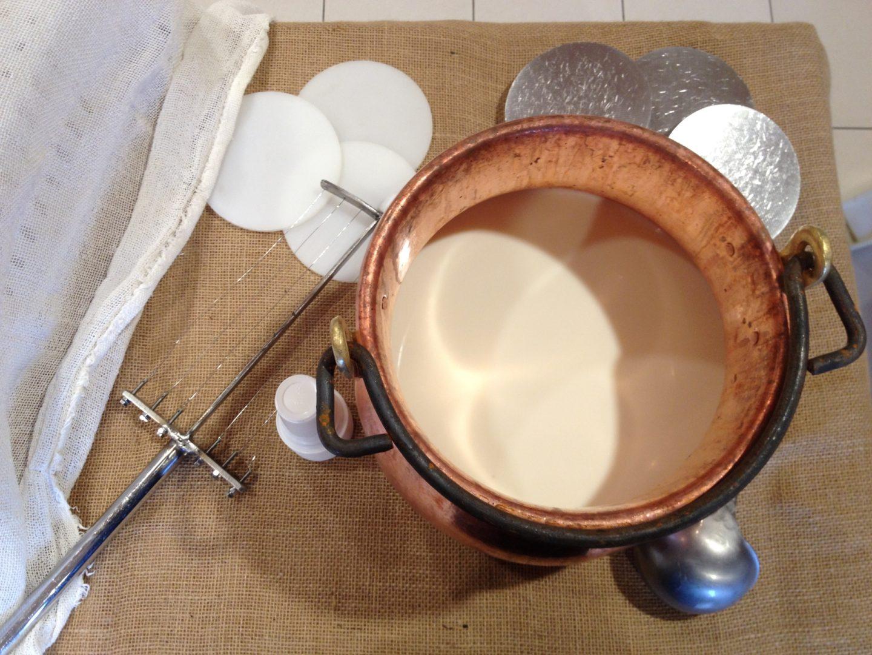 fabrication artisanale reblochon