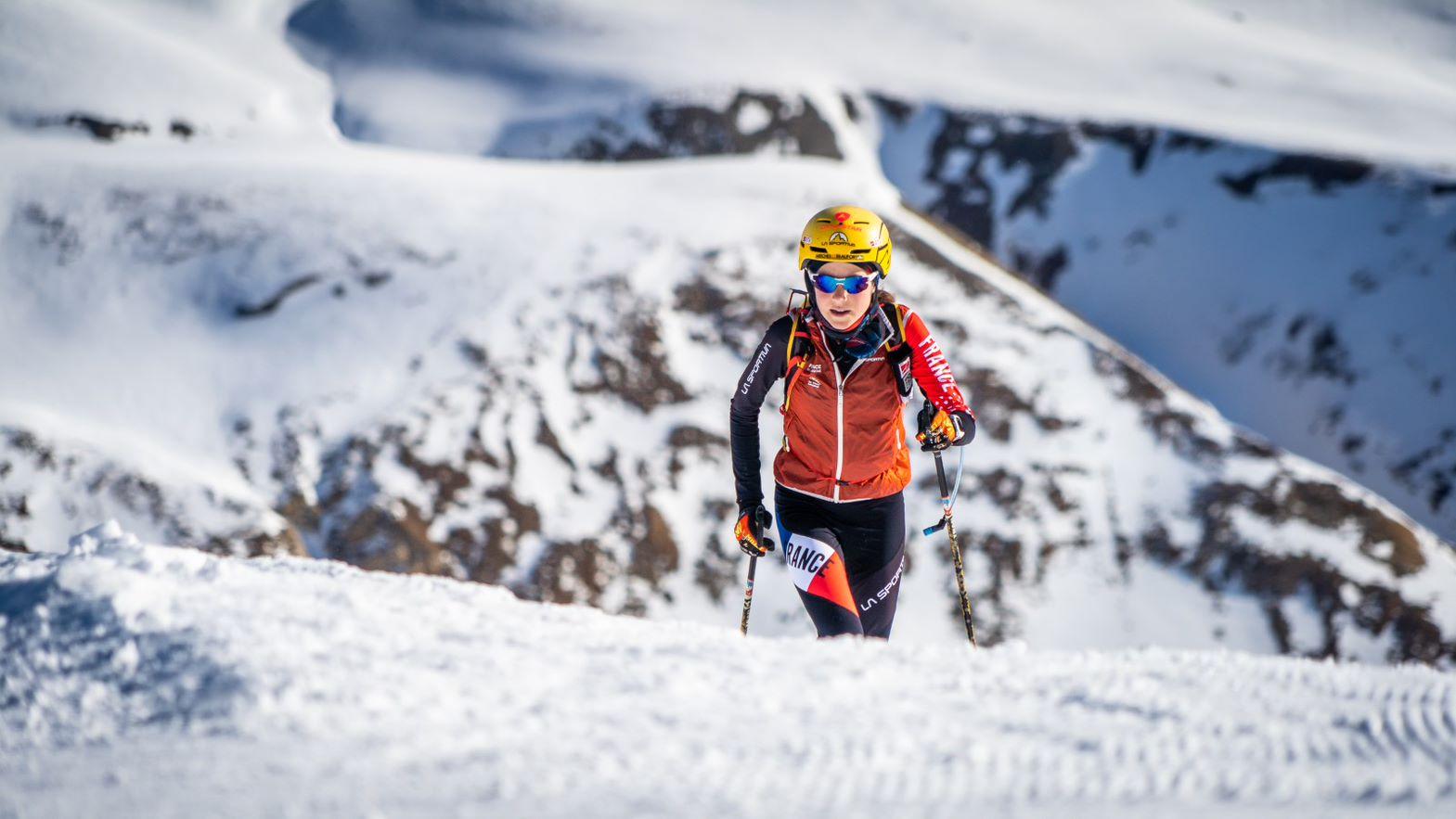 gaelle gachet mollaret alpinisme