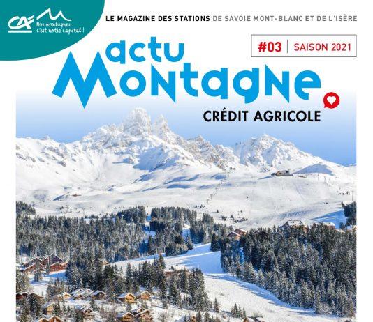 magazine actumontagne credit agricole