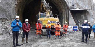 chantier tunnel cliets gorges de l arly