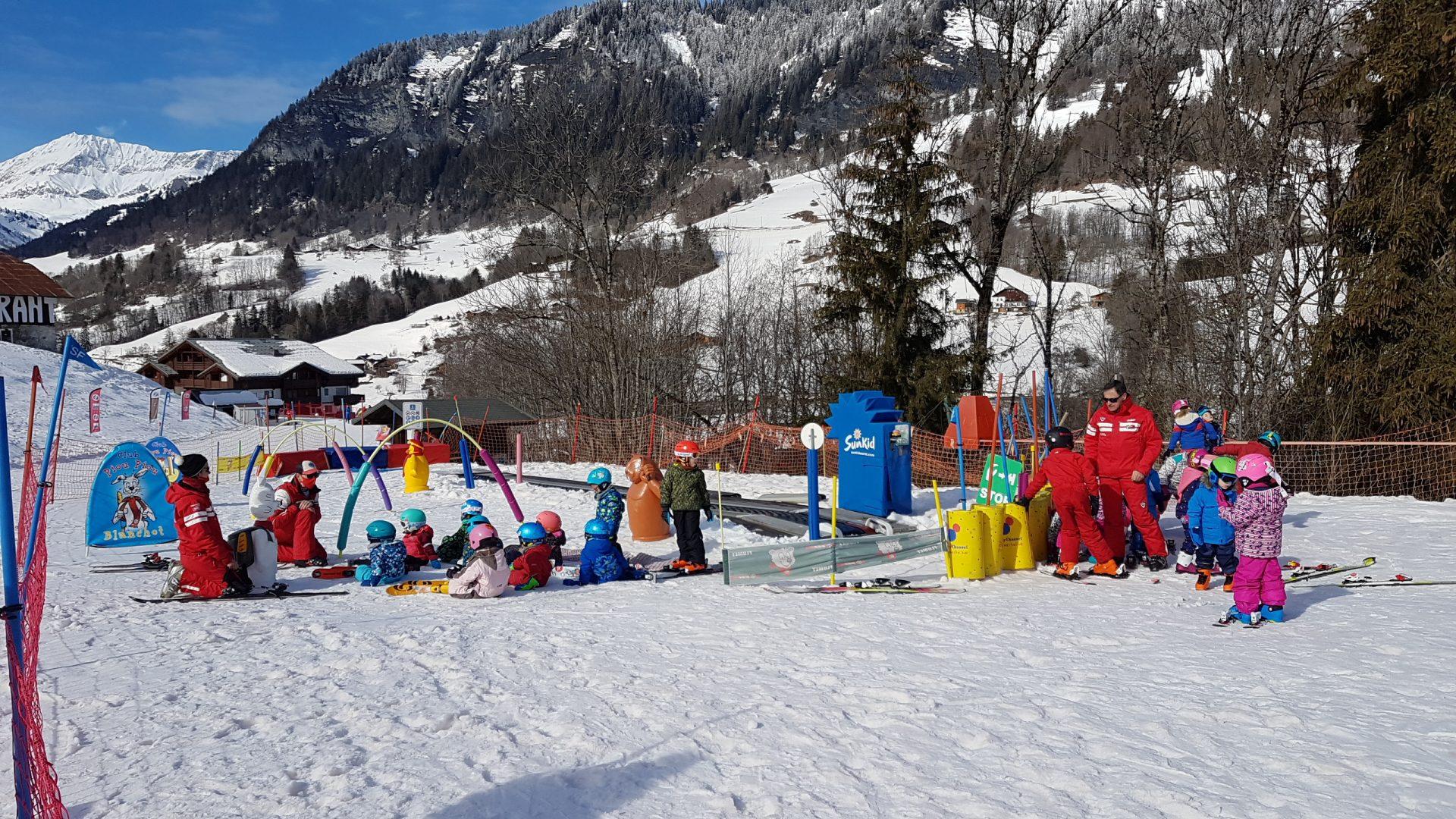 espace enfants flumet hiver 2021