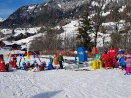 Espace enfants à Flumet_hiver 2021