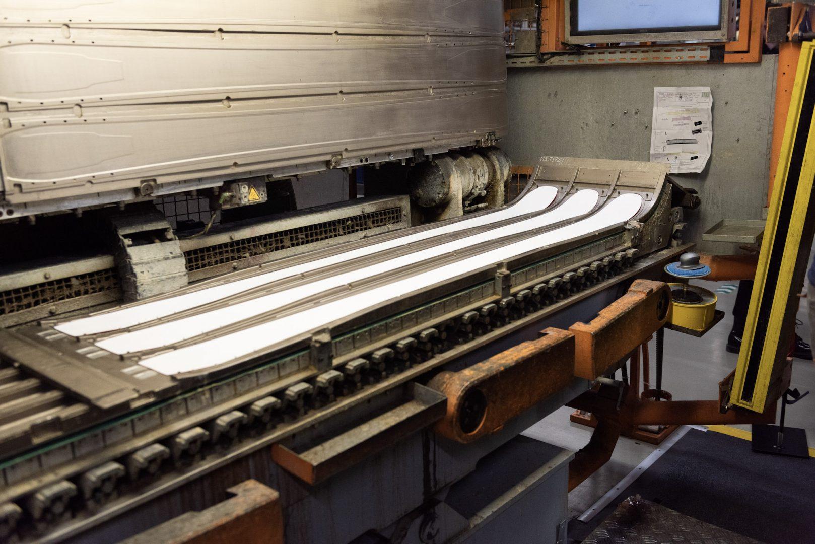 fabrication ski dynastar