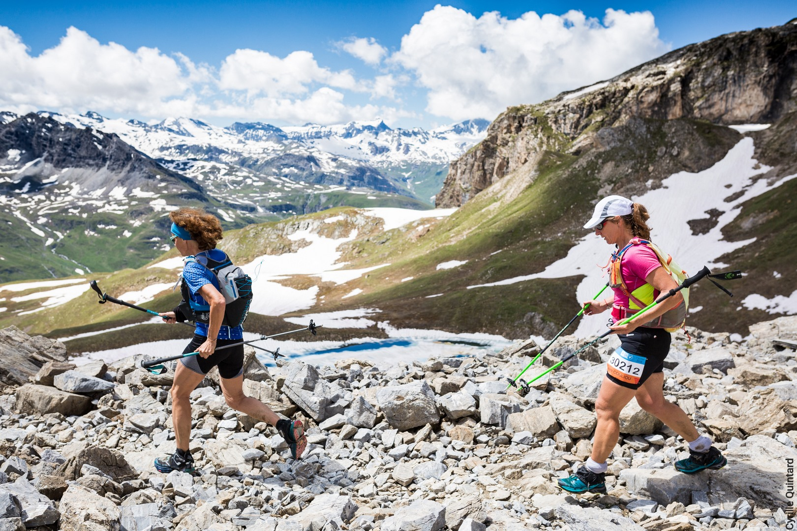 trail femmes